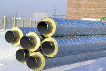 Базальтовая изоляция труб