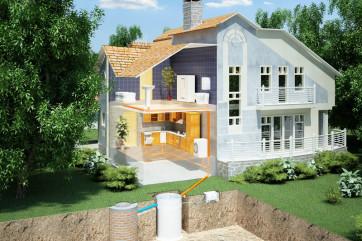 Как лучше сделать канализацию в частном доме