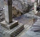 Ремонт и усиление фундамента дома