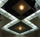 Достоинства кассетных потолков