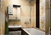 Мебель для ванной комнаты: креативные идеи