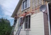 Как оббить сайдингом дом