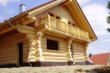 Дома ручной рубки: какие моменты рассматриваются на начальной стадии