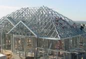 Строительные металлоконструкции: общие сведения, монтаж и изготовление