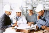 Как организовать работу строительной компании: выбираем сотрудников