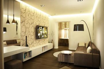 Квартира для приглашенных гостей
