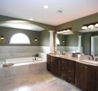 Важные аспекты, касающиеся подбора и установки освещения в ванной комнате