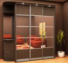 Шкаф-купе для спальни — модный, компактный и функциональный предмет мебели