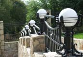 Виды и описание уличных светильников