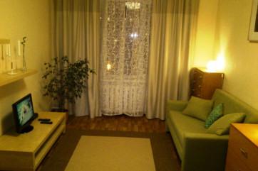 Квартира в Москве на сутки