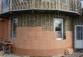 Ультрасовременная отделка фасадов зданий