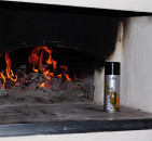 Применение термостойкой краски для печей