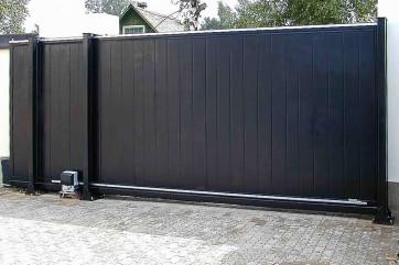 Характеристика автоматических откатных ворот