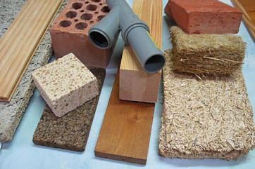 Основные разновидности строительных материалов