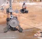 Канатная резка бетона