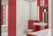 Кафель в ванной комнате: особенности выбора и укладки