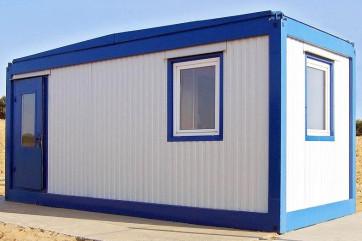 Блок-контейнеры и их разновидности