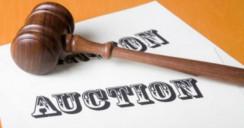 Как найти данные о том, что проводится аукцион с продажей муниципальных земель?