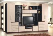 О выборе мебельной стенки в гостиную
