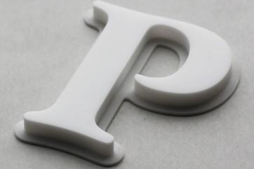 Световые буквы – отличный выбор для строительной компании