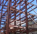 Использование металлических конструкций в строительстве