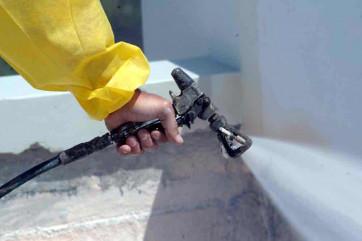 Преимущества окраски способом безвоздушного распыления