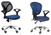 Компьютерные кресла CHAIRMAN 450  – выбор в пользу добротных изделий