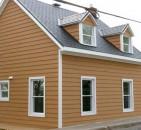 Способы отделки фасада жилого дома