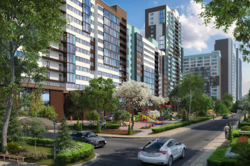 Жилой квартал «Чистое небо»: квартиры уже в продаже!