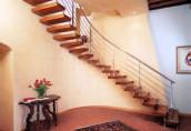 Лестницы деревянные и их особенности