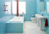 Особенности плитки для ванной