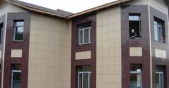 Преимущества отделки с использованием вентилируемых фасадов