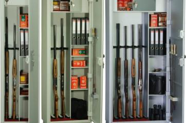 Оружейные сейфы: виды и особенности выбора