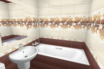 Требования к кафелю для ванной комнаты