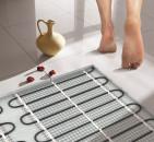 Электрический теплый пол: особенности выбора и преимущества