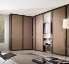 Угловой шкаф в спальню – особенности выбора и преимущества