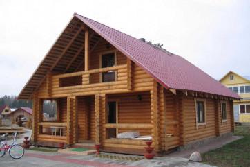 Преимущества и недостатки деревянных бань