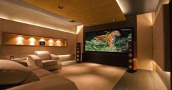 Особенности создания кинозала у себя дома