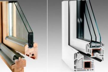 Преимущества пластикового окна в сравнении с деревянным аналогом