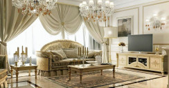 Элитная мебель – особенности и преимущества