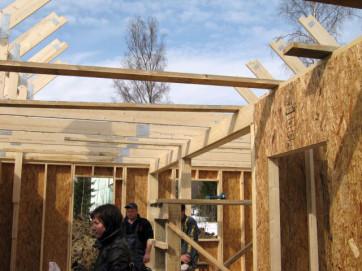 Из чего строят финский дом