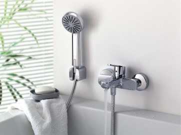 Особенности выбора смесителя для ванной