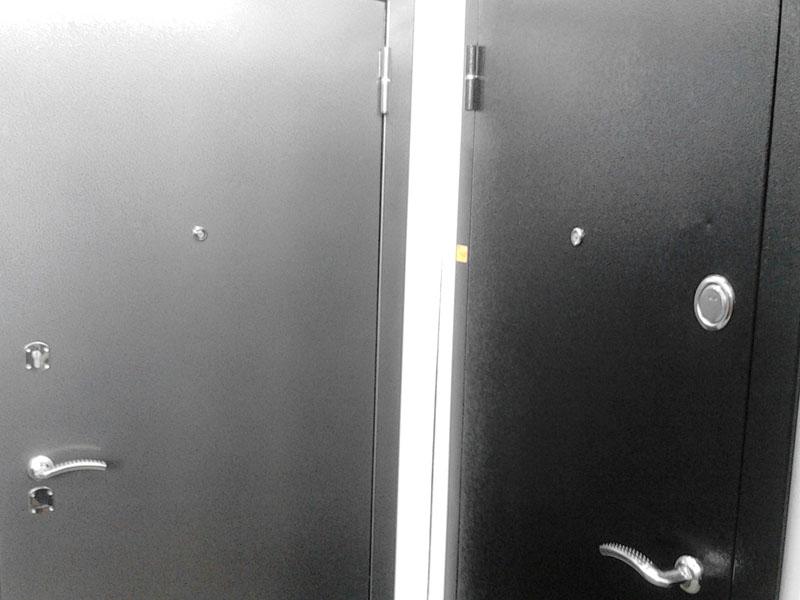 установить металлическую дверь в домодедово