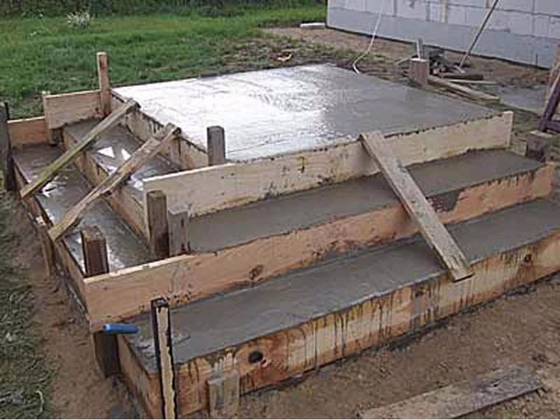 Фундамент монолитная плита своими руками - технология 46