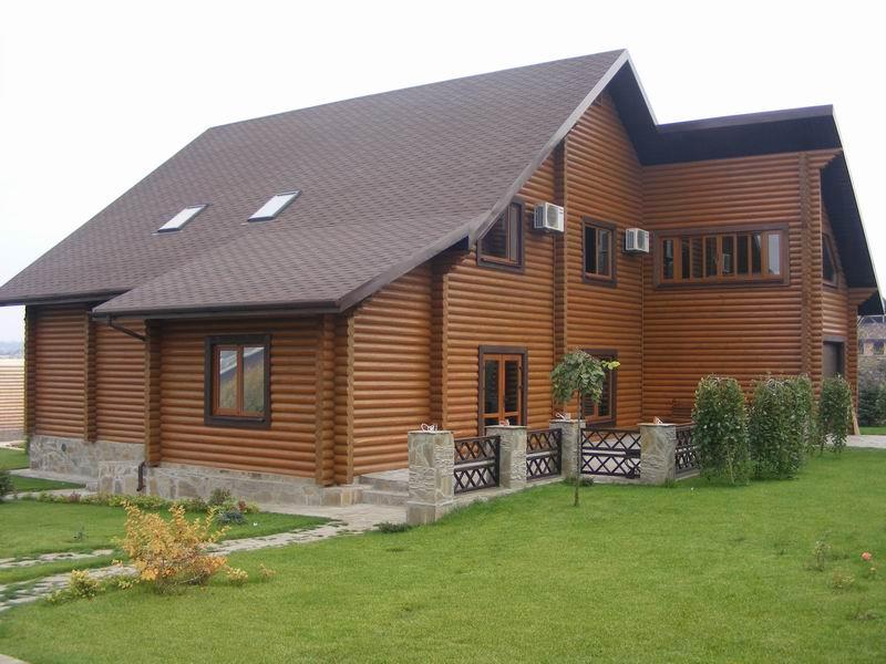 Деревянные дома под ключ новосибирск
