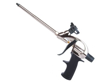 Пистолет для монтажной пены: что это такое