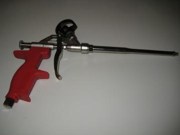 Стандартная конструкция пистолета для пены