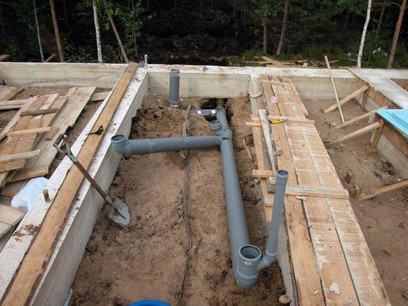 Схема стройка домов