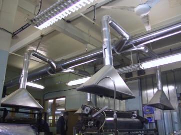 Осевые и крышные вентиляторы