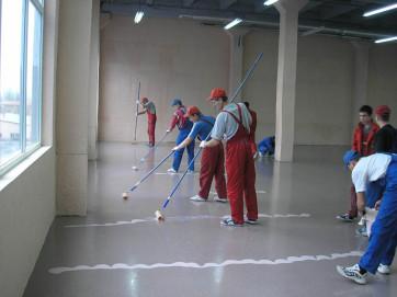 Подготовка основания